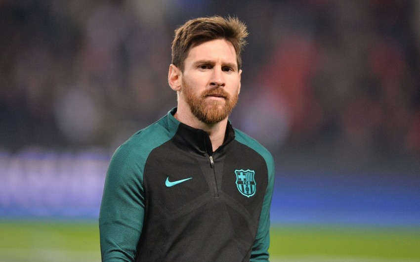 Barcelona offered 100 mln for Lionel Messi