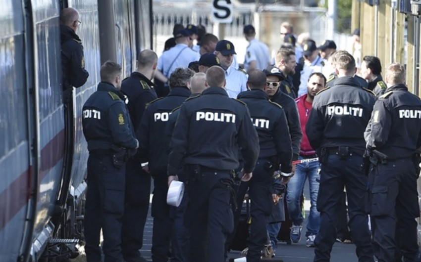 Danimarkada atışma olub, ölən və yaralananlar var