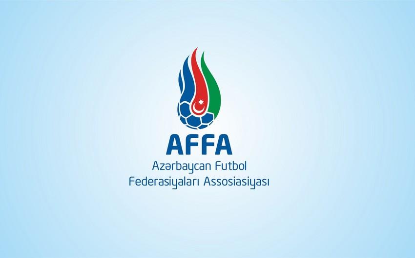 AFFA hakimi təhqir edən futbolçu və həkimi cəzalandırıb