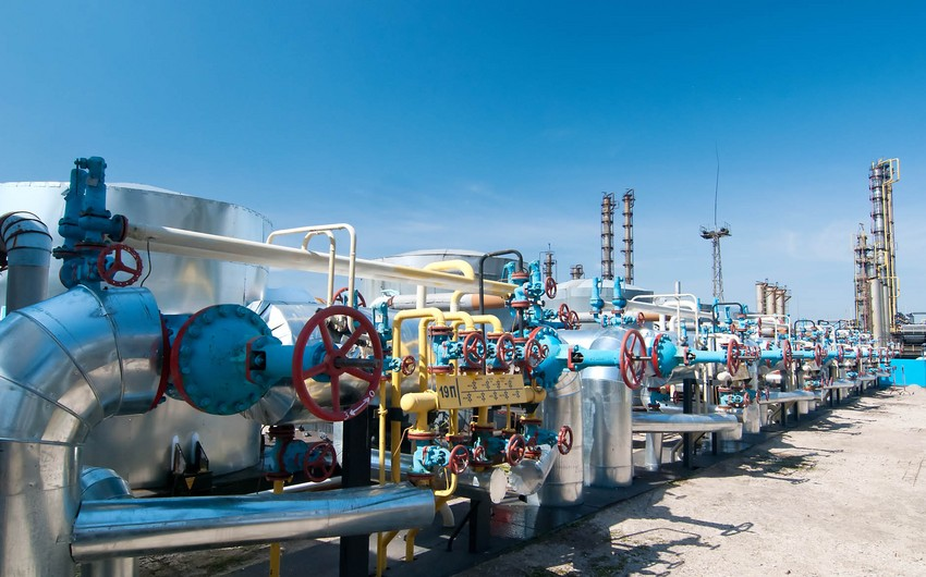 Turkey increases gas imports from Azerbaijan by more than 21%