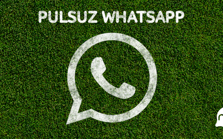 """""""Nar"""" ilə """"WhatsApp"""" artıq pulsuzdur"""