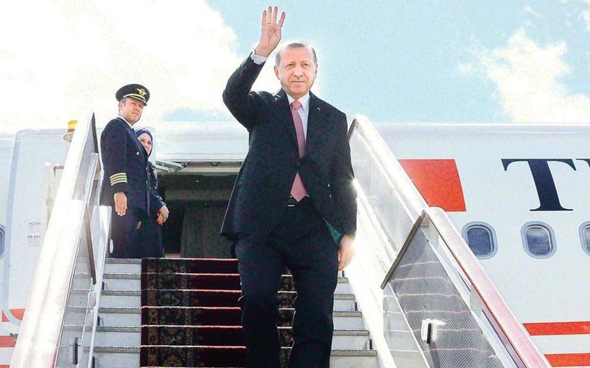 Türkiyə prezidenti tarixdə ilk dəfə Afrikanın üç ölkəsinə səfər edəcək