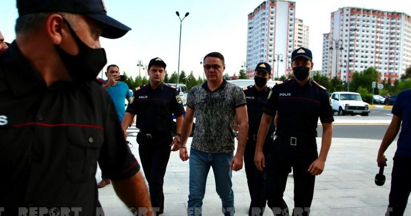 Eldəniz Səlimov barəsində 3 ay həbs qətimkan tədbiri seçilib - YENİLƏNİB