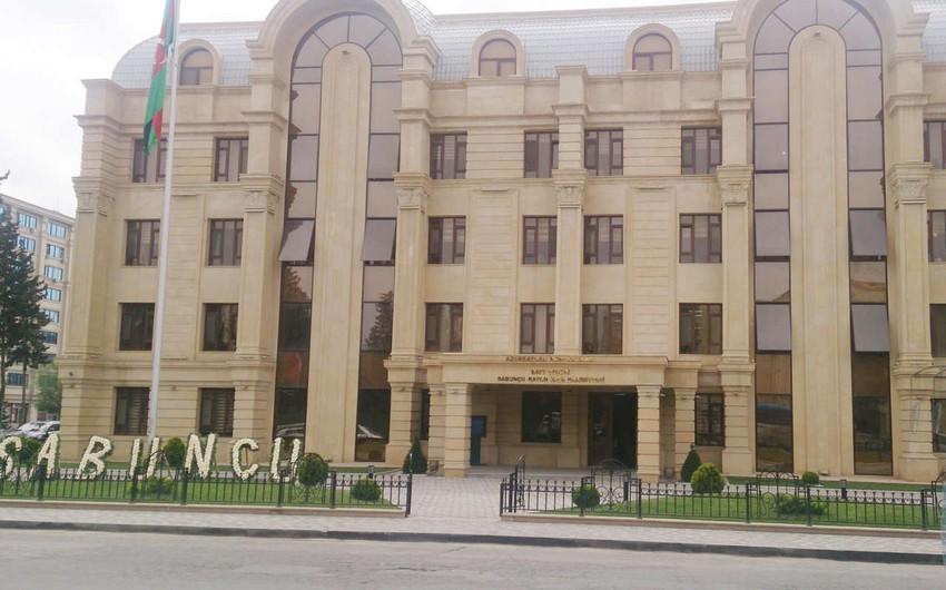 Произведено назначение на должность заместителя главы ИВ Сабунчинского района - ФОТО