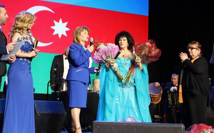 Zeynəb Xanlarova Nyu-Yorkda konsert verib - FOTO