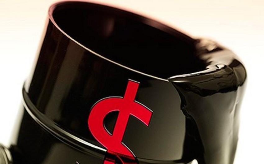 Qlobal neft sektorunun illik gəliri 1,7 trln. dollara yüksəlib