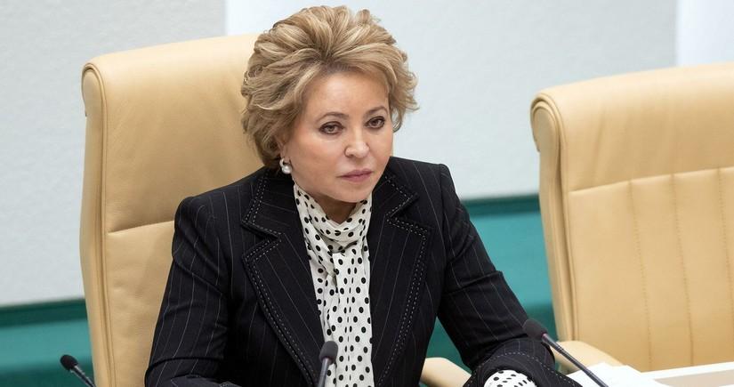 Матвиенко: Россия надеется на соблюдение соглашения по Карабаху