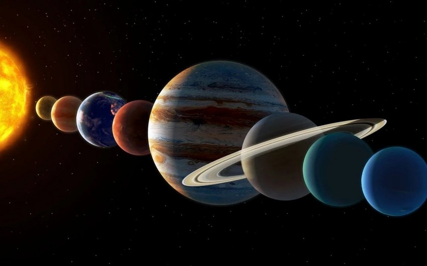 Bu gün Planetlərin paradı başlayır