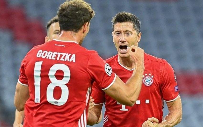 Бавария вышла в четвертьфинал Лиги чемпионов