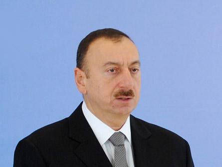Президент Азербайджана: Мы гордимся своей историей, своими достижениями