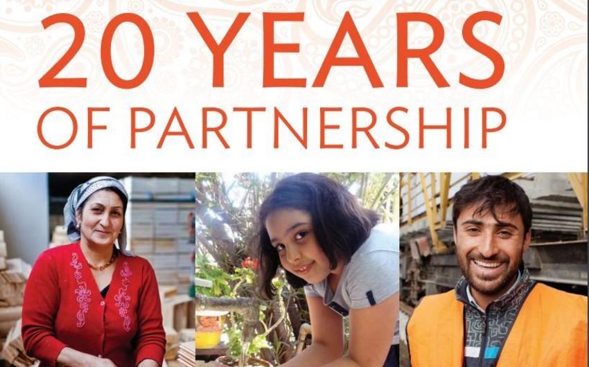 АБР подготовил специальный видеоролик, посвященный 20-летию сотрудничества с Азербайджаном - ВИДЕО
