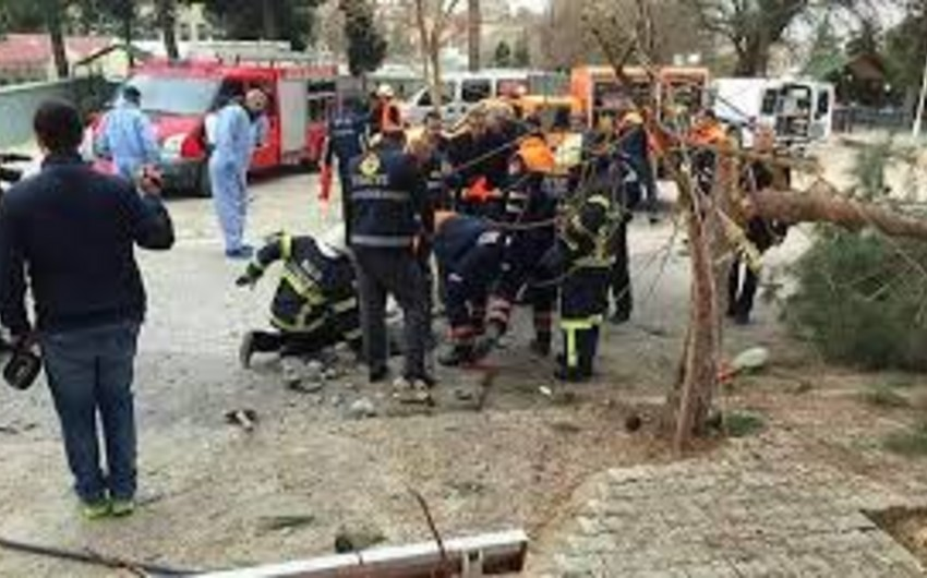 Türkiyə ərazisinin Suriyadan atəşə tutulması nəticəsində bu il 17 nəfər ölüb