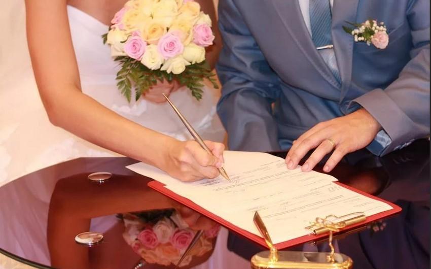 Жителям Нью-Йорка разрешили жениться по видеосвязи - ФОТО
