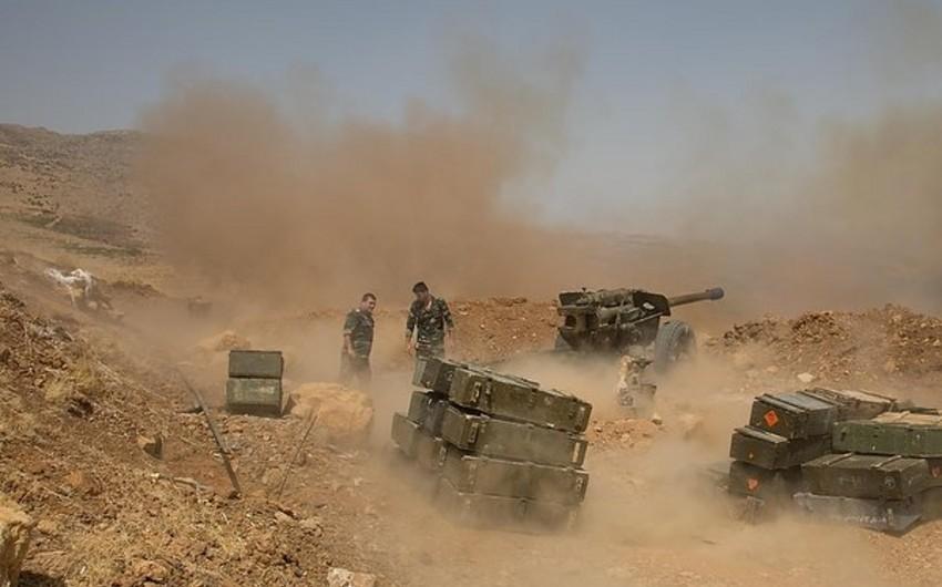 Suriyada İranın daha bir briqada generalı həlak olub