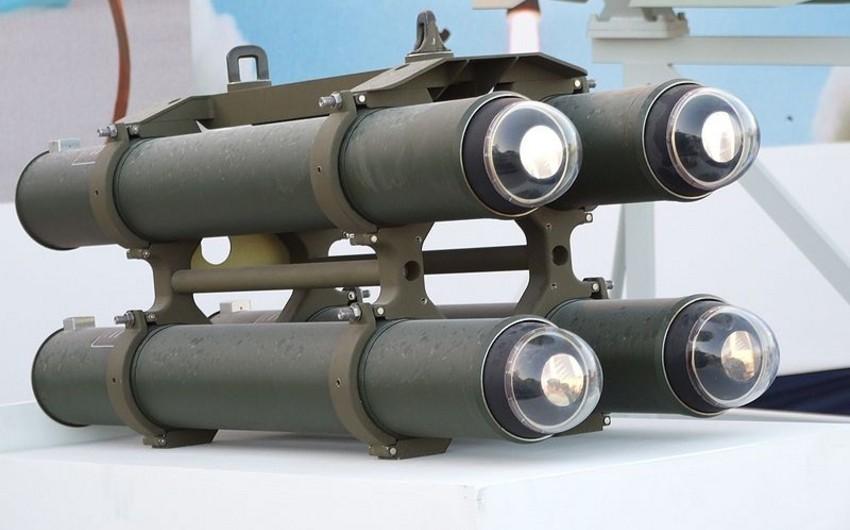 Azərbaycan İsraildən tank əleyhinə raketlər alıb