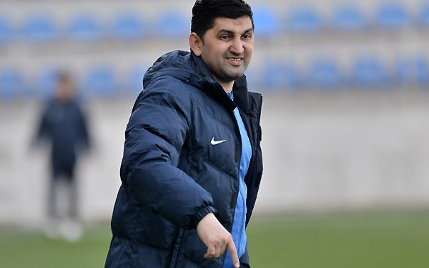 Head coach of Azerbaijan national team explains why he failed exam