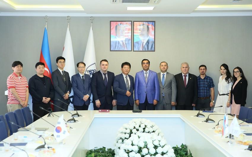BANM Koreyanın HMC şirkəti ilə layihə həyata keçirir