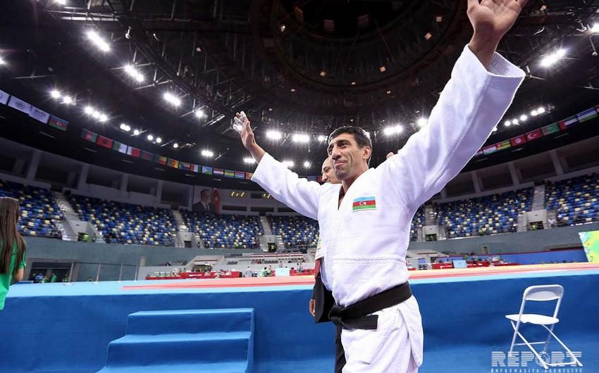 İslamiada: Paracüdoçumuz Ramil Qasımov qızıl medal qazanıb