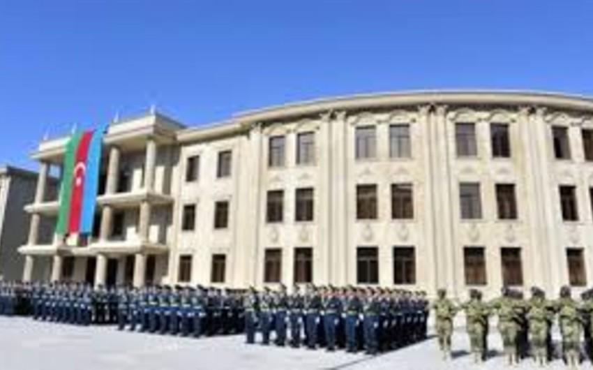 Prezident İlham Əliyev Silahlı Qüvvələrin Hərbi Akademiyasının Nizamnaməsini təsdiq edib