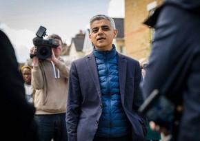 Sadik Xan yenidən Londonun meri seçilib