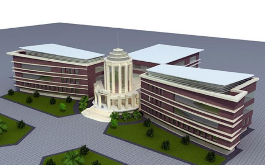 Prezident İlham Əliyev Şəki Məhkəmə Kompleksinin yeni inzibati binasının açılışında iştirak edib