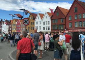 Норвегия ввела ограничения для туристов из более 30 стран Европы