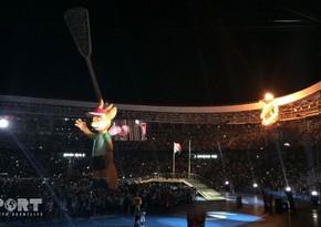 Minskdə II Avropa Oyunlarının bağlanış mərasimi keçirilib - YENİLƏNİB