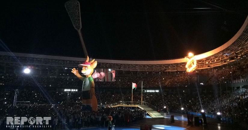 В Минске завершилась церемония закрытия II Европейских игр - ОБНОВЛЕНО - ФОТО