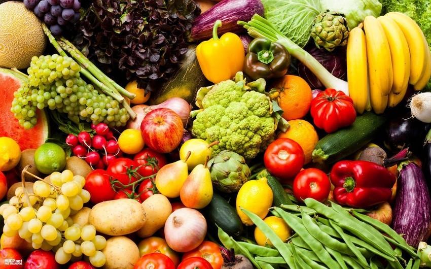 Азербайджан увеличил экспорт фруктов и овощей