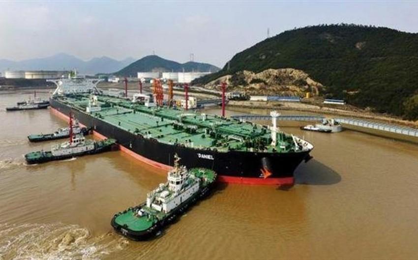 Çin xam neft idxalında 17 illik maksimumu yeniləyib