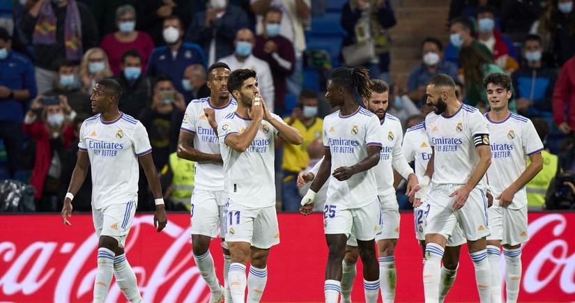Real Madridin futbolçusu XXI əsrin rekorduna imza atıb