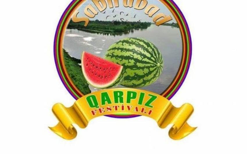 В Сабирабаде состоится арбузный фестиваль