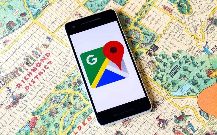 """Almaniyalı rəssam """"GoogleMaps""""i belə aldatdı"""