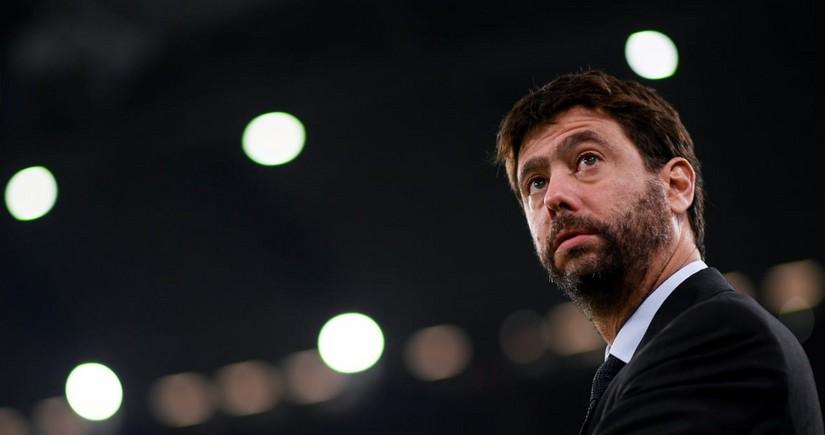 Yuventusun prezidenti UEFA və ECA-dan istefa verdi