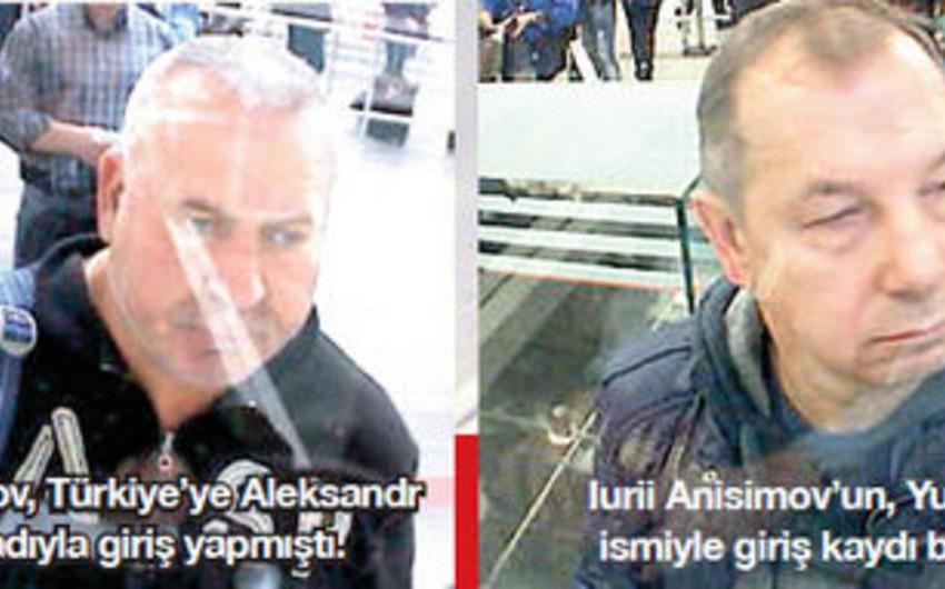 İstanbulda Rusiyanın qətldə şübhəli bilinən iki casusu tutulub