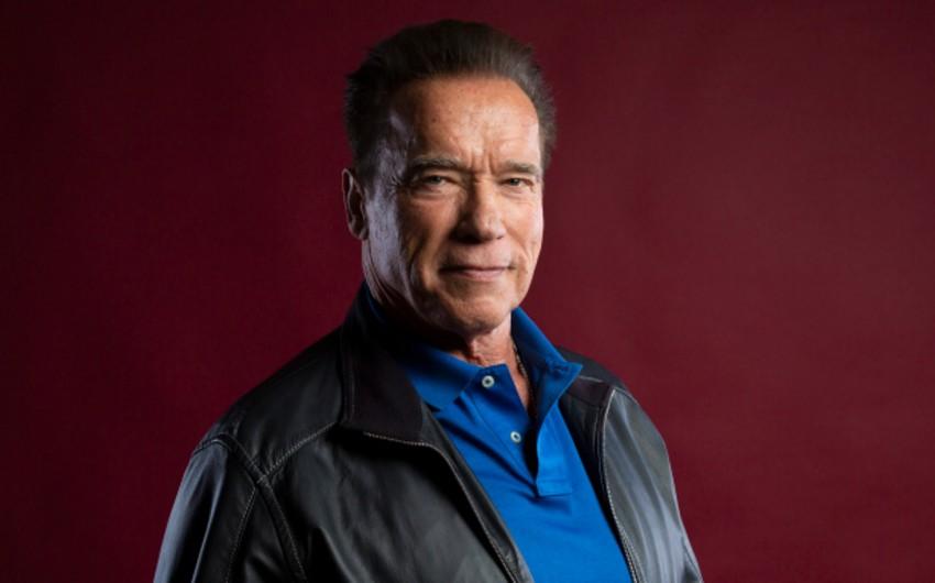 Arnold Şvarsenegger serialda casus rolunu oynayacaq
