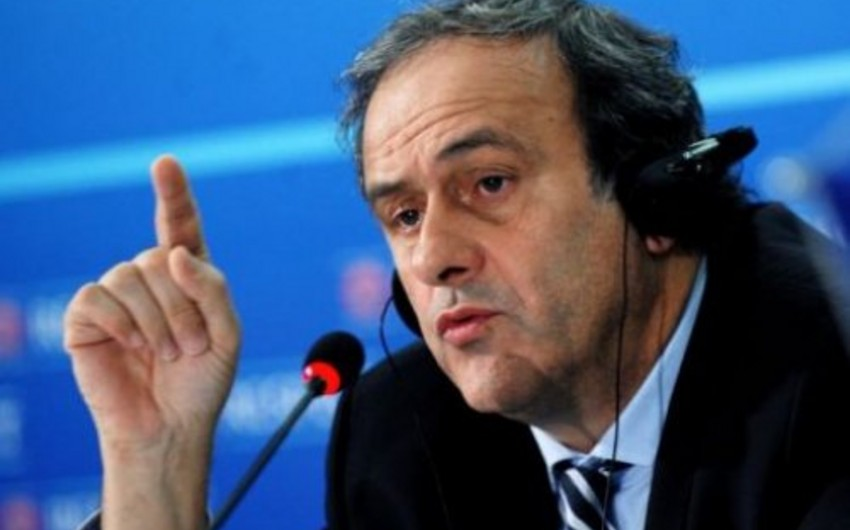 Michel Platini to lodge appeal against his suspension from football activities
