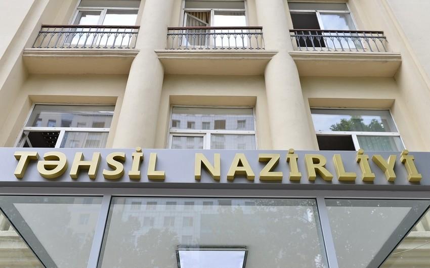 2018-2019-cu tədris ilində direktor vəzifəsinə 33 nəfər qəbul edilib