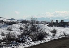 Qubadlının Alaqurşaq kəndi