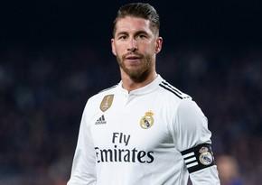 Serxio Ramos Real Madriddə yüzüncü qolunu vurub