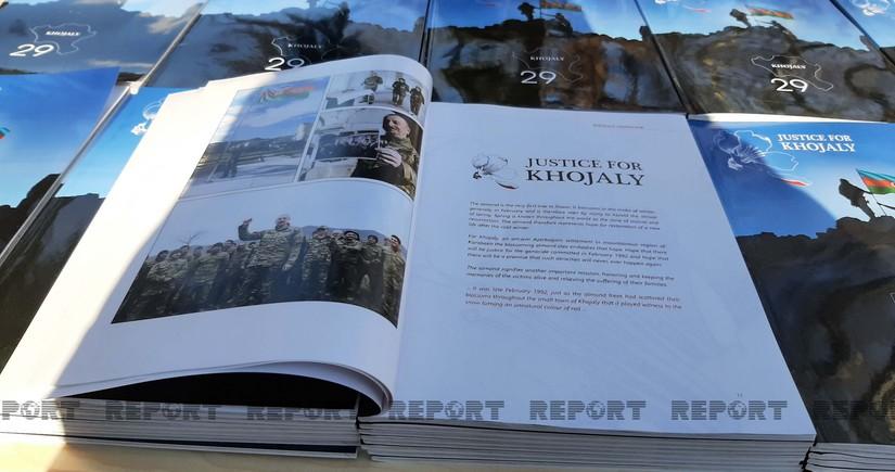 В Грузии издан специальный журнал Справедливость для Ходжалы