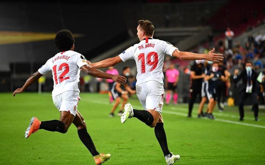 Sevilya 6-cı dəfə UEFA Avropa Liqasının qalibi oldu