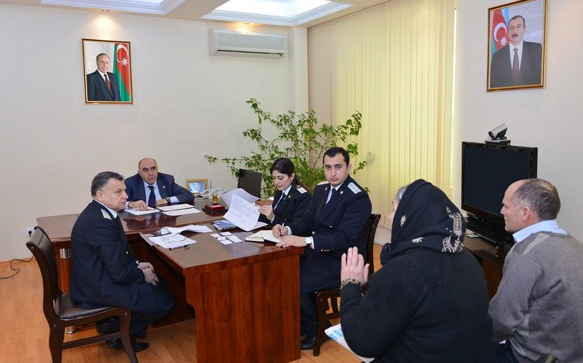 Zakir Qaralov Bərdədə vətəndaşları qəbul edəcək
