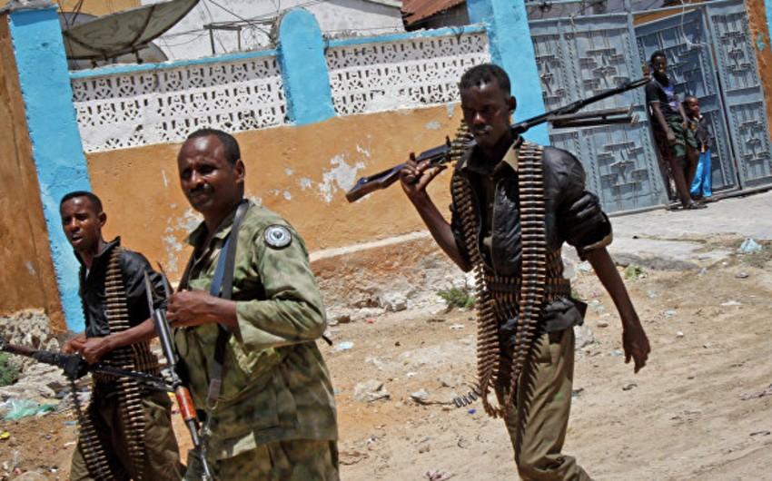 ABŞ hərbi aviasiyasının endirdiyi zərbə nəticəsində Somalidə 22 hərbçi həlak olub