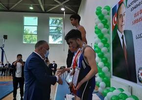 В Грузии завершился турнир по борьбе в память о Гейдаре Алиеве