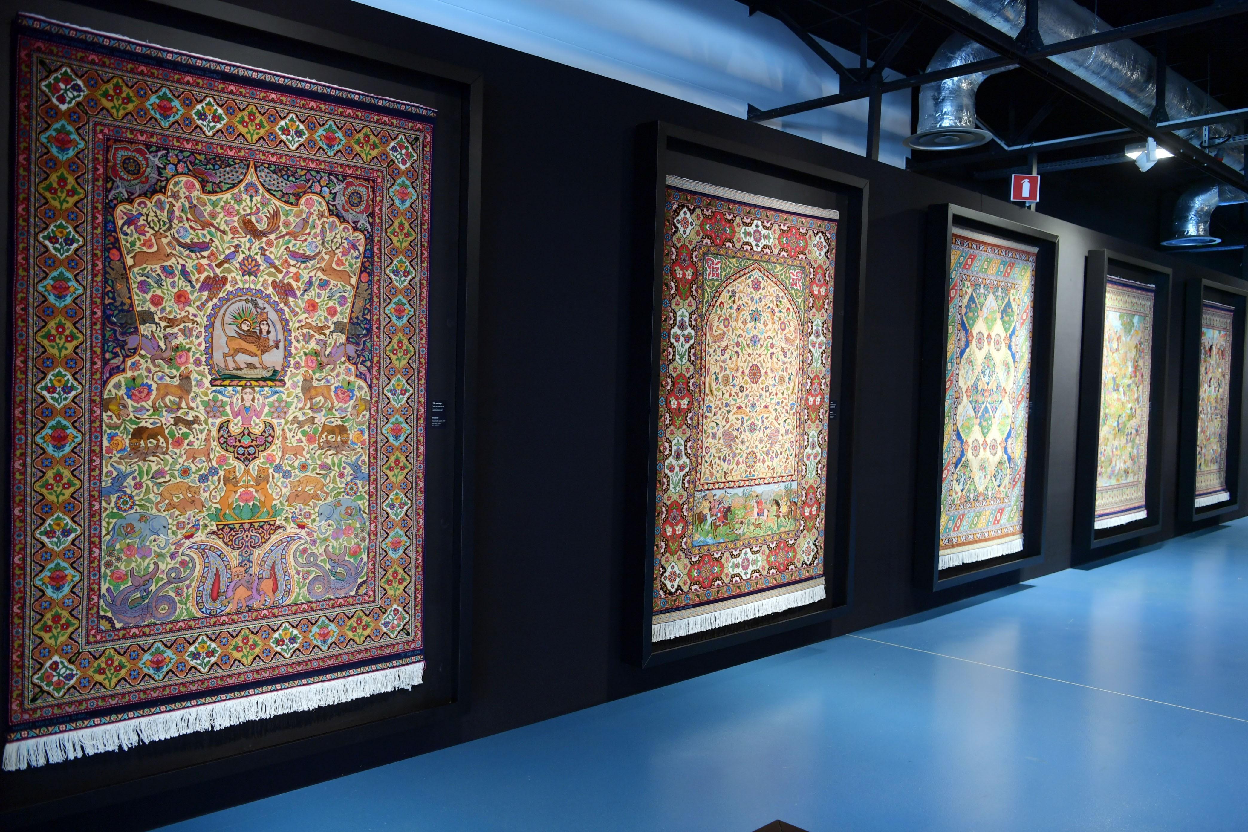 Azerbaijani carpets to be exhibited at UNESCO headquarters