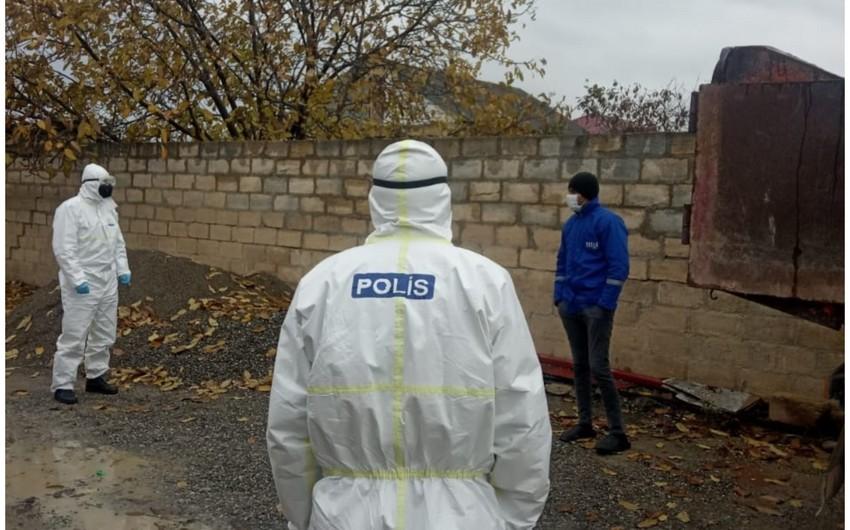 В Гаджигабуле в общественном месте выявлен больной коронавирусом