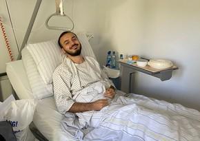 Прооперирован футболист сборной Азербайджана