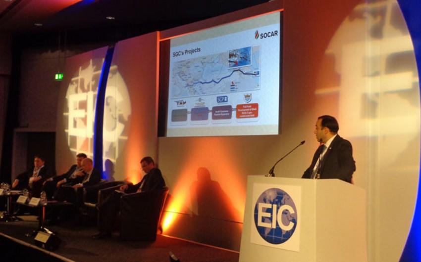 """ARDNŞ Mançesterdə keçirilən """"EIC Connect: Oil and Gas-2014"""" sərgi-konfransında iştirak edib"""