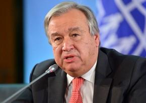 Генсек ООН заявил об угрозе голода для миллионов людей
